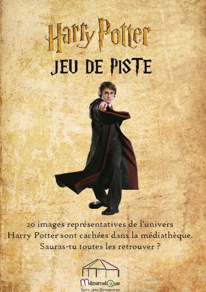 Le Monde Magique D Harry Potter A La Mediatheque Ville St Jean